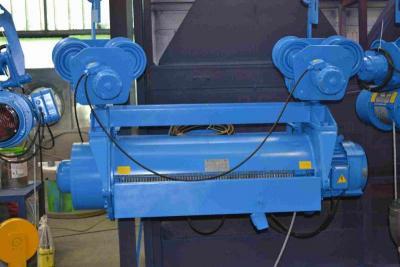Тельфер канатный тип Т10 5 тн 6 м