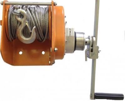 Лебедка шестеренная JCE-1000
