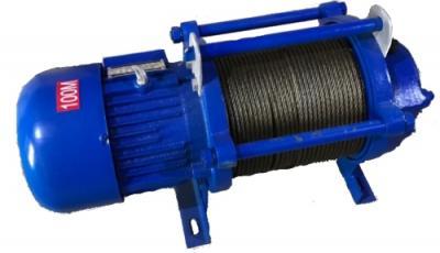 Лебедка электрическая KCD-500 дешево