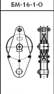 Отводной блок БМ-16 купить