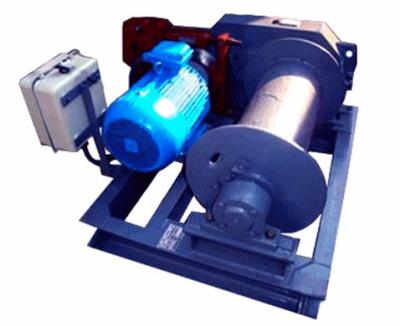 Электрическая лебедка ТЭЛ-3